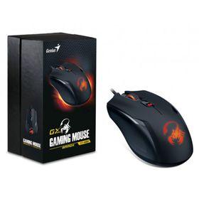 Genius Mouse, DT USB Ammox X1-400 BLK (PC)