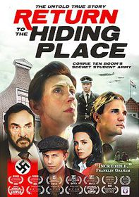Return To The Hiding place (DVD)