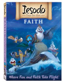 Iesodo - Faith (Packaged With 12 Piece Puzzle)  (DVD)