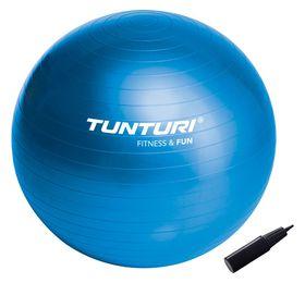 Tunturi Gymball 55cm Blue with Pump