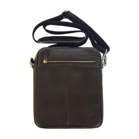 John Buck Mens Bag JB02 - Black