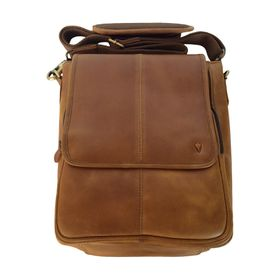 John Buck Mens Bag JB03 - Tan