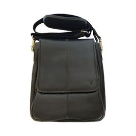 John Buck Mens Bag JB03 - Black