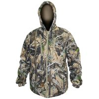 Sniper Africa Padded Urban Bush Jacket in 3D Camo