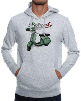 Petrol Clothing Vespa Hoodie