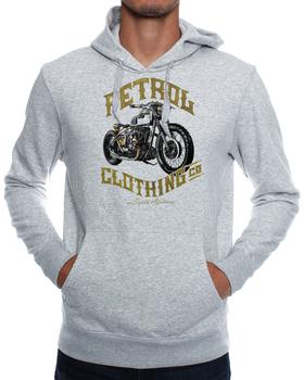 Petrol Clothing Old Triumph Hoodie