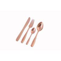 Nicolson Russell Bella Casa 4 Piece Cutlery Set - Rose Gold