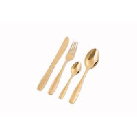 Nicolson Russell Bella Casa 4 Piece Cutlery Set - Gold