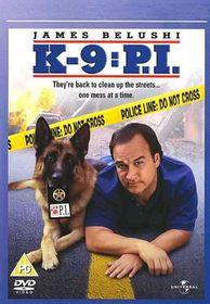 K-9 : PI (DVD)