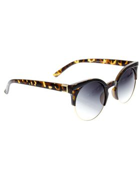 Skye London Clubmaster Sunglasses - Tortoise Shell