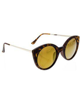 Skye London Preppy Cateye Sunglasses - Tortoise Shell