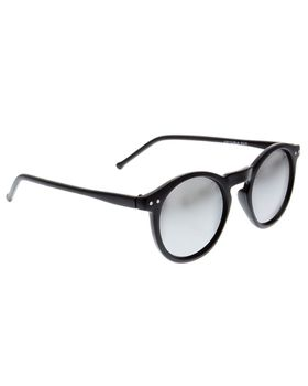 Skye London Oversized Kitty Sunglasses - Black
