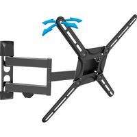 Barkan 4 Movement Mall Mount With From 29 Inches Up To 65 Inches