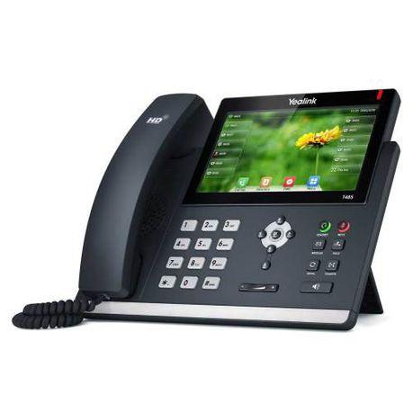 Yealink SIP-T48S IP Phone Black