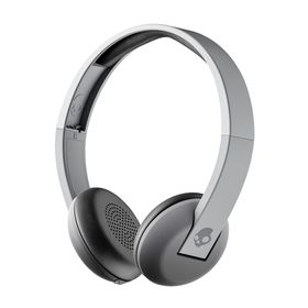 SkullCandy Uproar Wireless On-Ear Headphones - Street/Grey