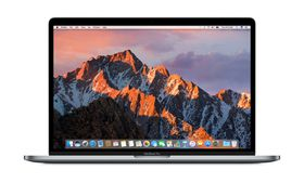 """Apple MacBook Pro with Touch Bar 2.9GHz quad-core i7 15"""" 512GB - Space Grey"""