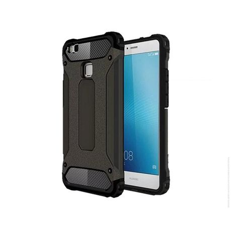 finest selection 8f32a 93d96 Shockproof Armor Hard Protective Case For Huawei P9 Lite - Black