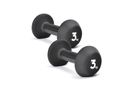 adidas Neoprene 3Kg Dumbell Set