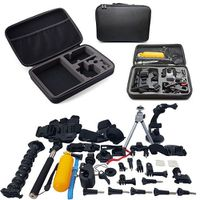 Xtreme 55-in-1 Accessories Kit for Gopro Hero 5,4,3+ Camera