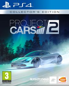 Project Cars 2 CE (PS4)