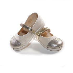 Batilas Girls Lydia Pumps - Silver