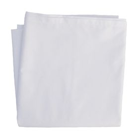 Hotel Collection - 144TC White Flat Sheet