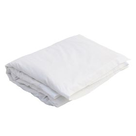 Hotel Collection - 200TC Oxford Duvet Cover - White