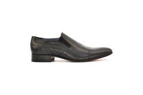 Barker Men's Formal Slip On Shoe - Black