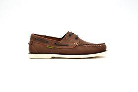 Men's D916 Docksiders Shoe - Tan