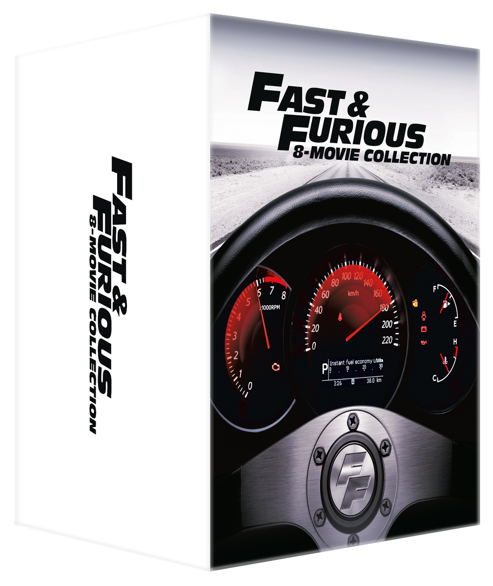 fast the furious 1 8 dvd buy online in south africa. Black Bedroom Furniture Sets. Home Design Ideas