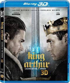 King Arthur Legend Of The Sword (3D Blu-ray)