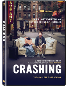 Crashing Season 1 (DVD)
