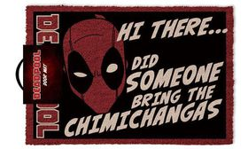 Deadpool Door Mat (Parallel Import)
