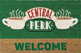 Friends - Central Perk Door Mat (Parallel Import)