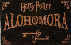 Harry Potter - Alohomora Door Mat (Parallel Import)