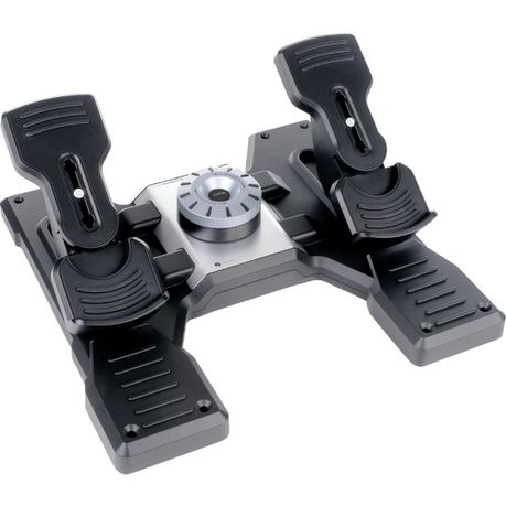 Logitech G Saitek PRO Flight Rudder Pedals (PC) | Buy Online in