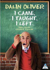I Came, I Taught, I Left (DVD)