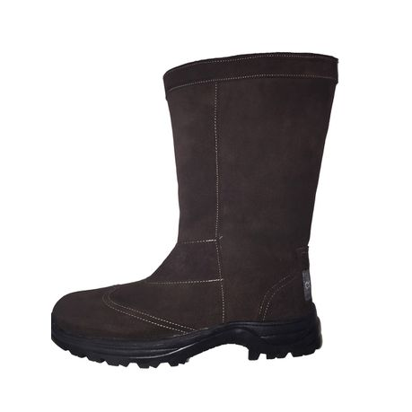 2ef2d7952dc Carbon SA Dark Brown Ugg Style Boots - Dark Brown | Buy Online in ...
