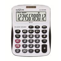 Ultra Link 12 Digit Desktop Calculator