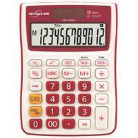 Ultra Link 12 Digit Tax Calculator - Pink
