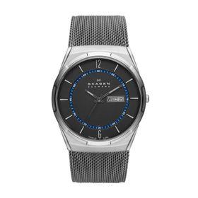 Skagen Men's Melbye Silver Stainless Steel Strap Watch - SKW6078