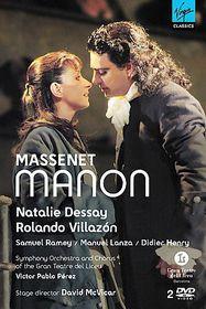 Manon - Various Artists (DVD)