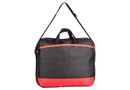 Swiss Horizons Congress Conference Bag - Red & Black