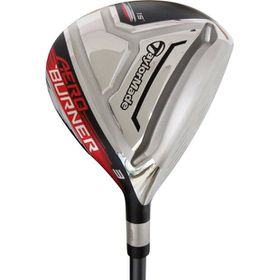 TaylorMade Aeroburner 15 Degree 3 Fairway Wood - Right Hand Graphite & Stiff Flex