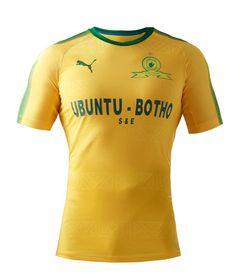 Men's Puma Mamelodi Sundowns FC Home Shirt Replica