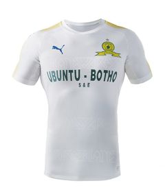 Men's Puma Mamelodi Sundowns FC Away Shirt Replica