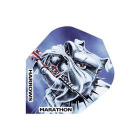 Harrows Marathon 1546 Flights - 10 Pack