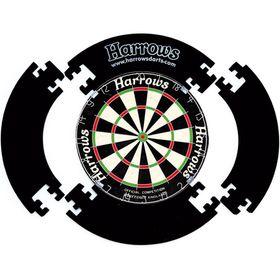 Harrows 4 Piece Surround - Black