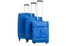 American Tourister Hyperfly 3 Piece Set - Blue