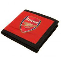 Arsenal FC Canvas Wallet